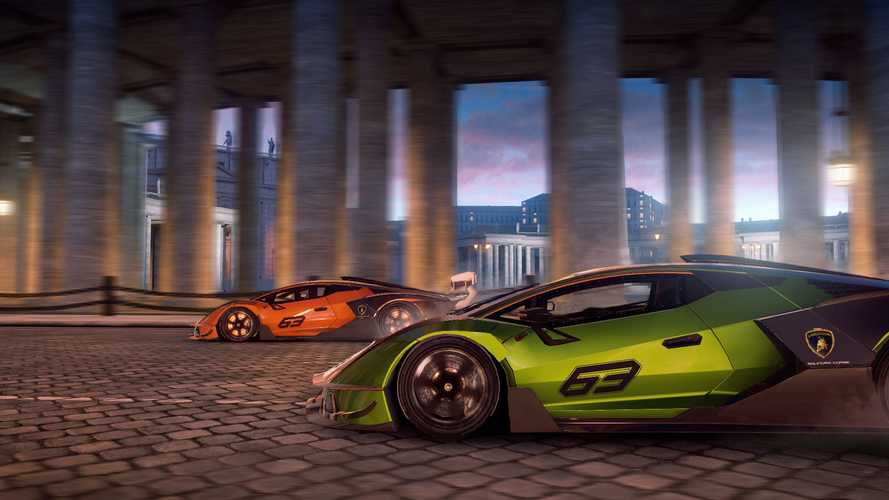 Lamborghini Essenza SCV12 su Asphalt 9: Legends