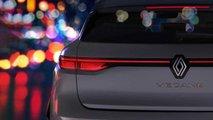 Renault Mégane E-TECH Electric (2022) zeigt erste Details