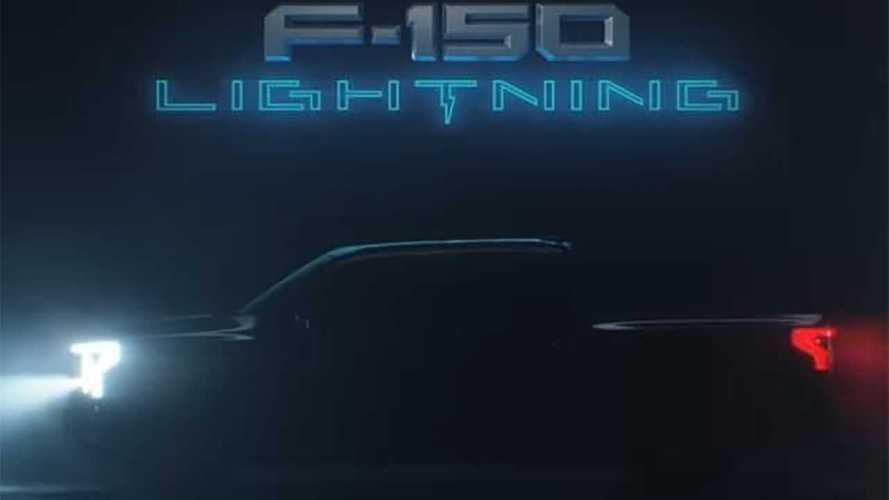 Ford F-150 Lightning Full Profile Revealed In Instagram Ad