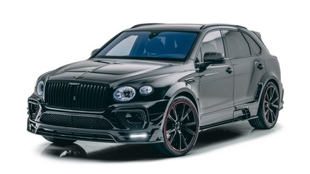 Bentley Bentayga (2021) mit mehr Mansory-Bumms