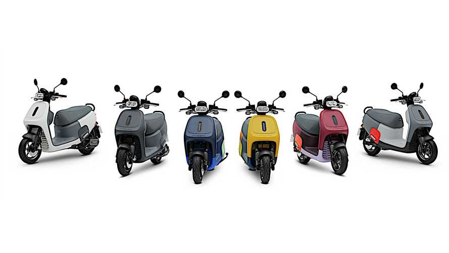 Gogoro Launches New Viva Mix Electric Scooter Line In Taiwan