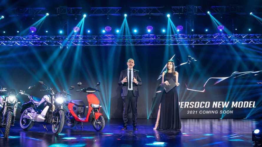 Vmoto Super Soco, Jorge Lorenzo padrino delle nuove moto elettriche