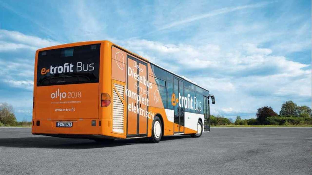 Autobus retrofit