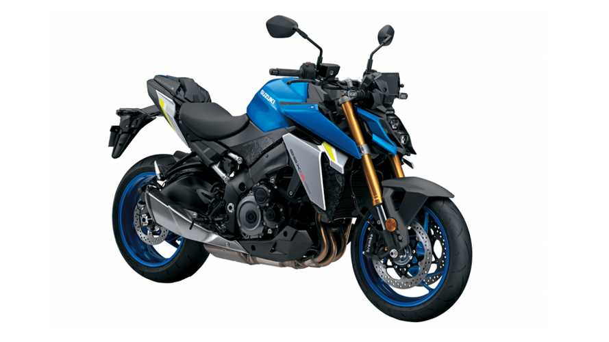 Suzuki Opens Preorders For Ultra Limited-Edition 2022 GSX-S1000