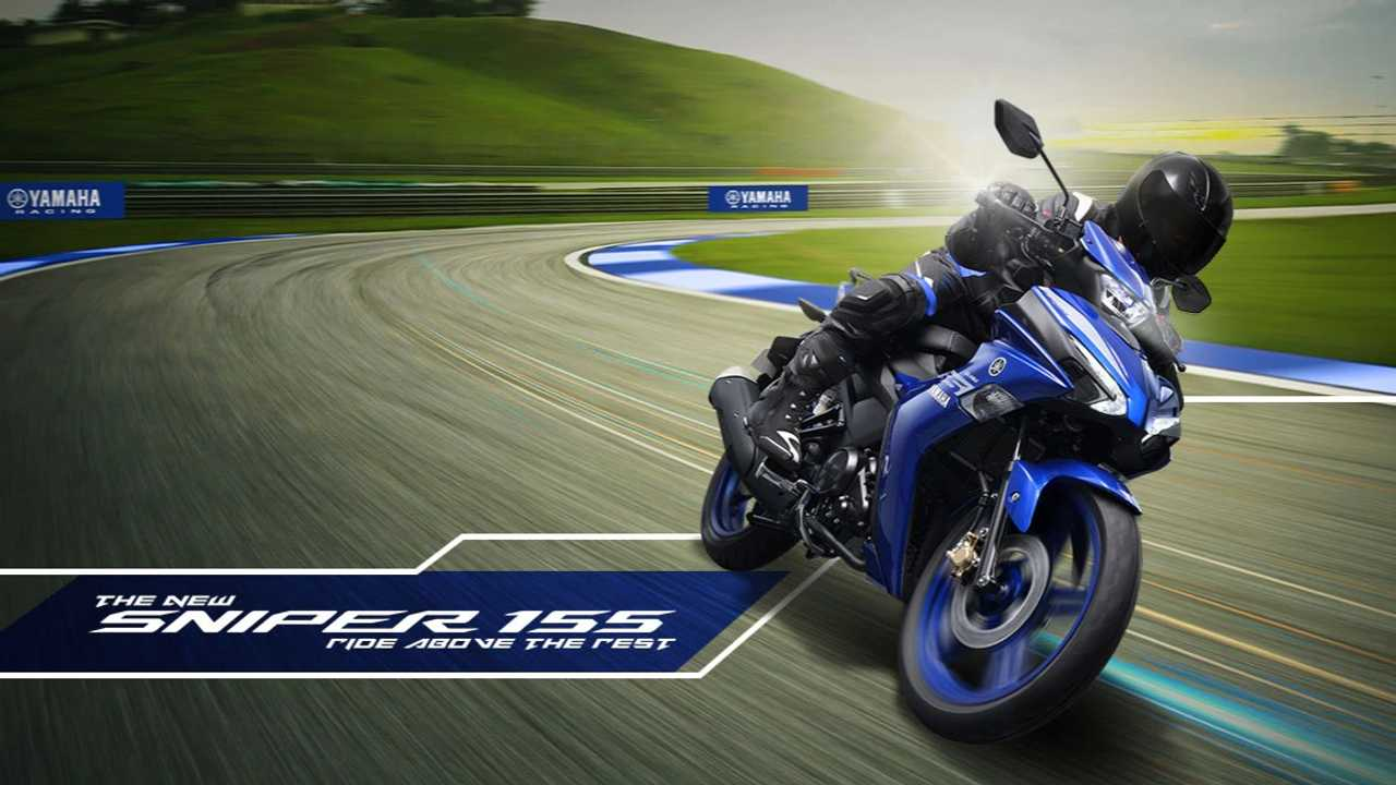 Is The Yamaha Sniper 155 The Sportiest Commuter Out There?
