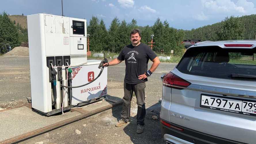 Berapa Liter Bensin yang Bisa Dibeli di Rusia Pakai UMR Sana