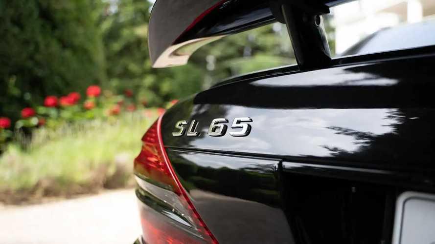 Mercedes SL 65 AMG Black Series 2009