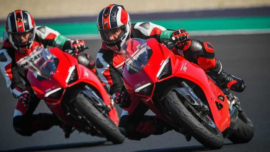 Join Your Favorite WSBK Riders In The Ducati Riding Experience