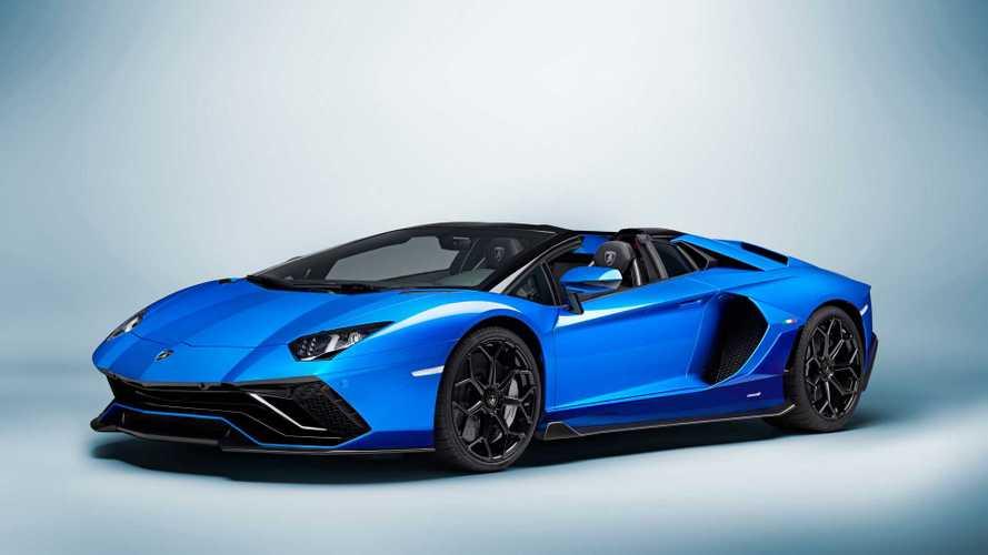 Lamborghini Aventador'un halefi, yeni bir V12 kullanacak