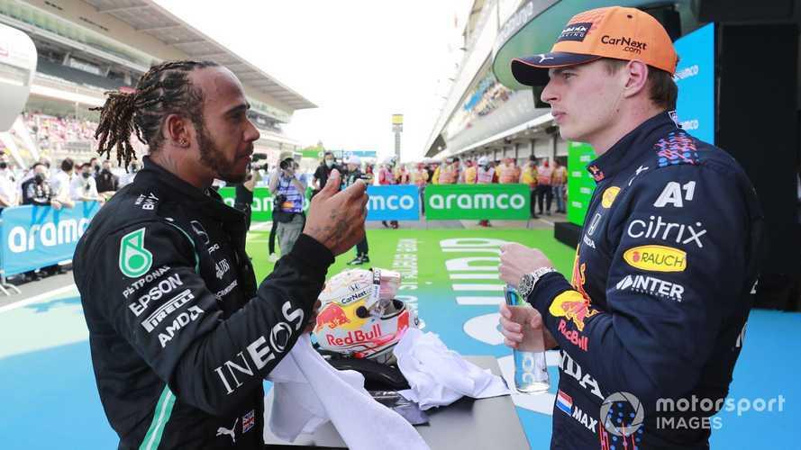 Hamilton: Fight against Verstappen 'reinvigorating' love for F1