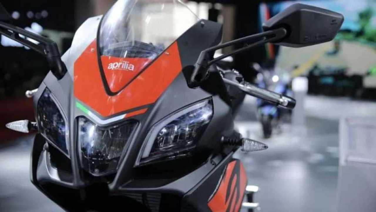 Aprilia Unveils New GPR250R Sportbike In China