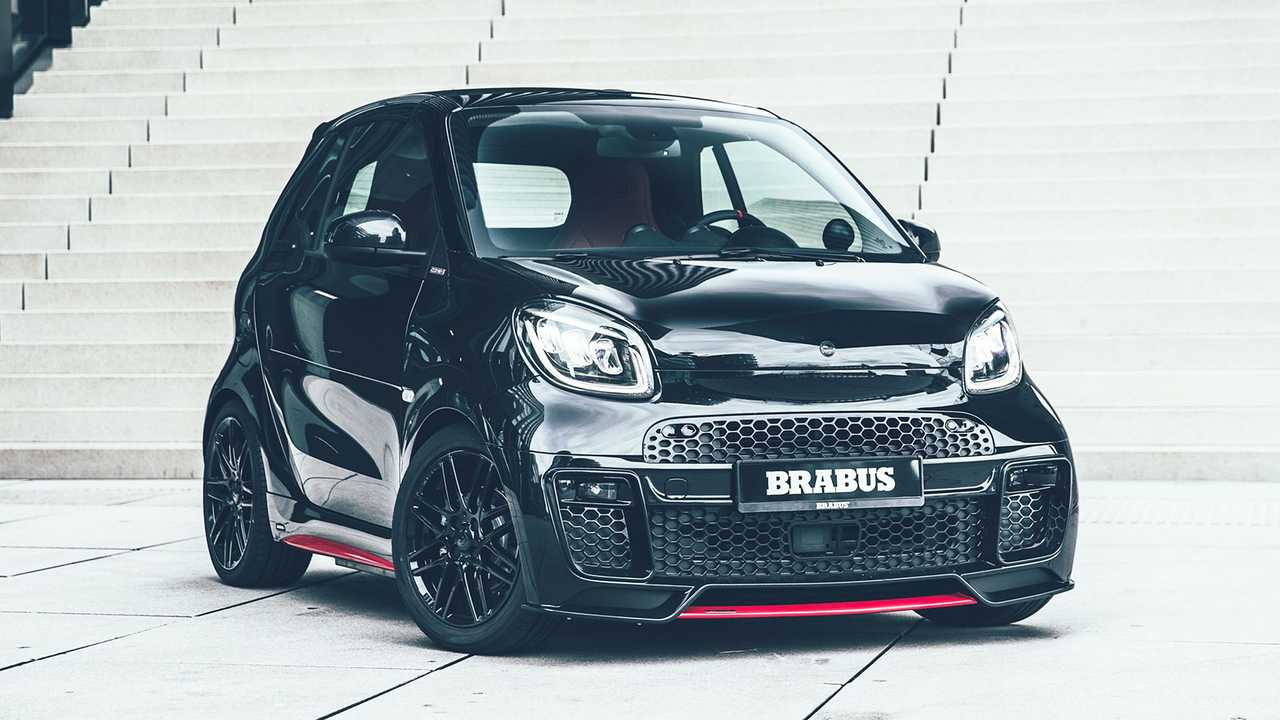 Smart EQ ForTwo by Brabus