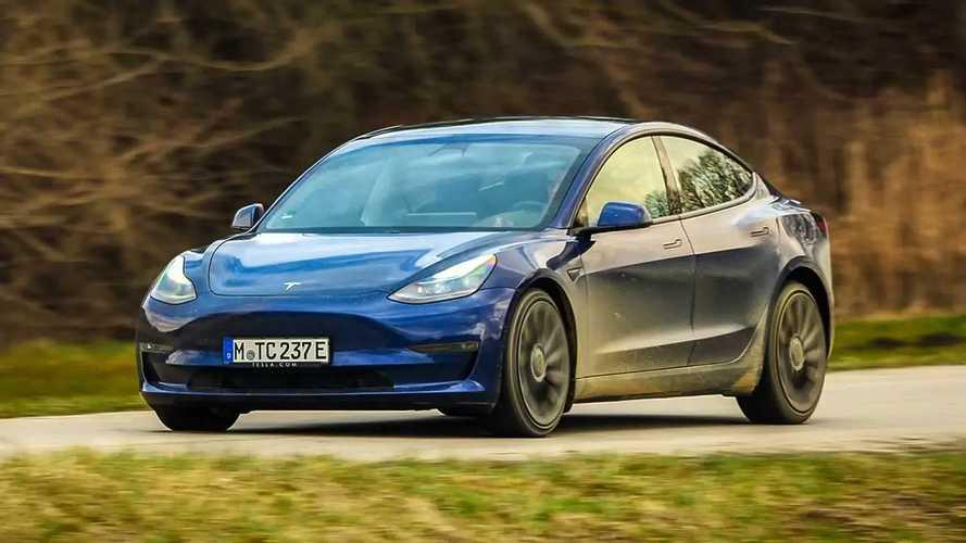 Tesla Model 3 (2021) im Test