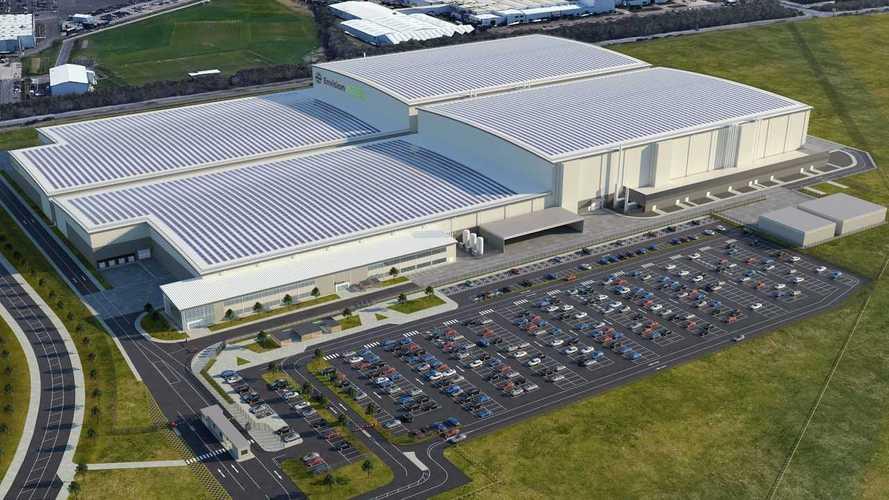 UK: Nissan announces EV36Zero EV hub and envision AESC gigafactory