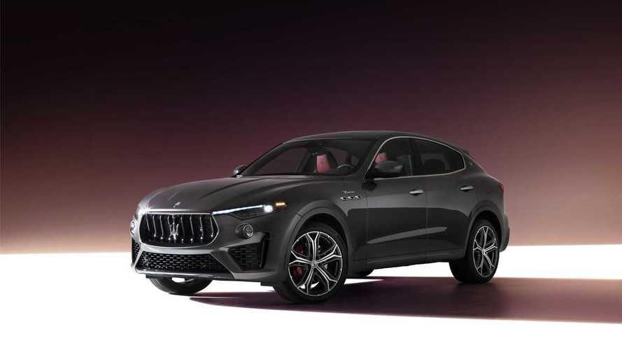 Maserati, gli allestimenti della gamma Model Year 22