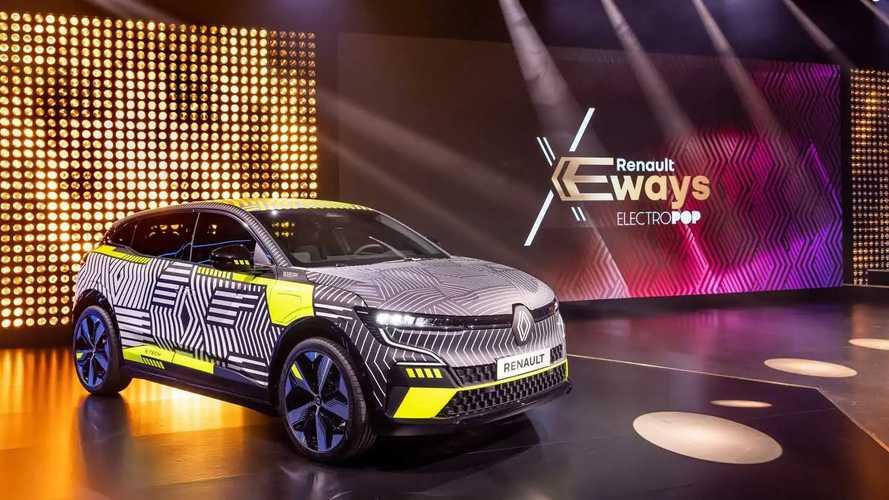 Renault eWays Electropop: 10 neue Elektrofahrzeuge bis 2025