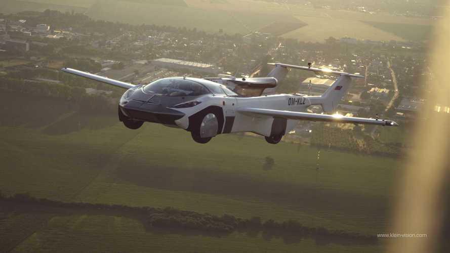 Com motor BMW, carro voador completa vôo entre duas cidades