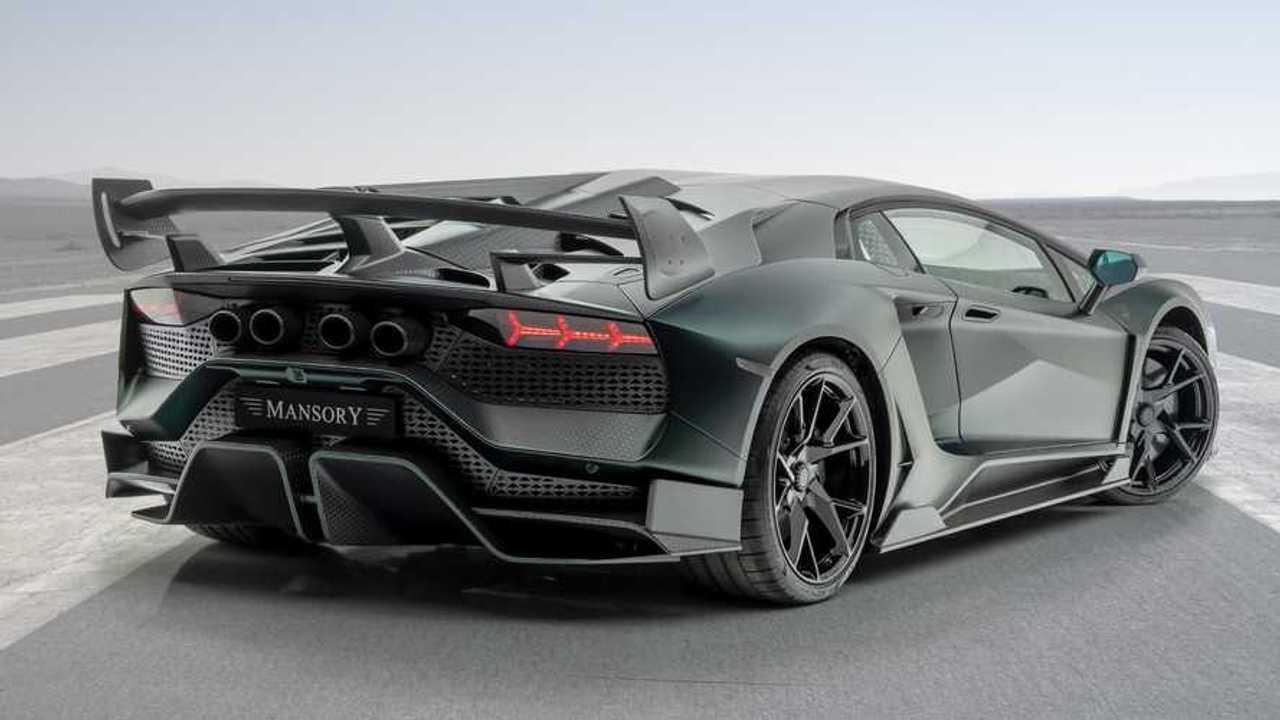 Lamborghini Cabrera by Mansory