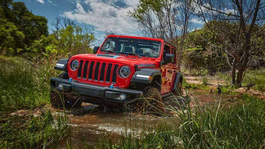 Jeep dévoile les prix du Wrangler hybride rechargeable