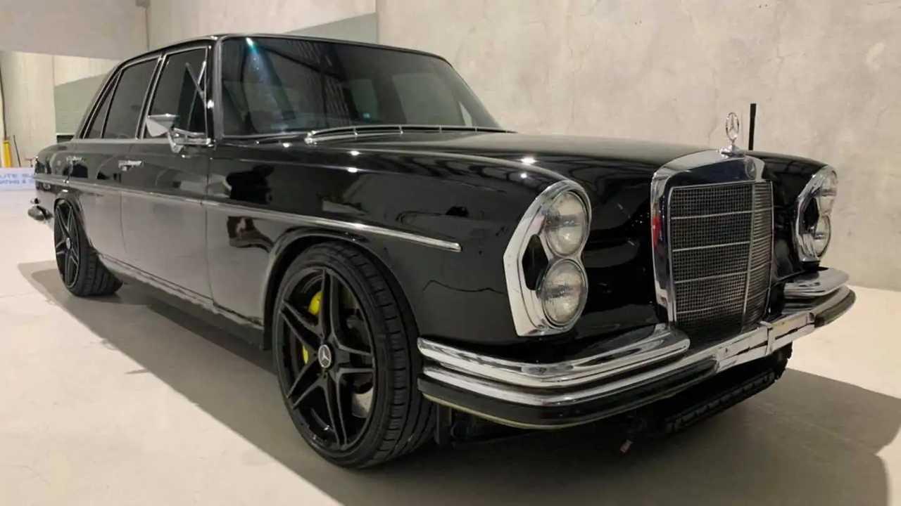 1968 Mercedes-Benz 250s W108 Restomod