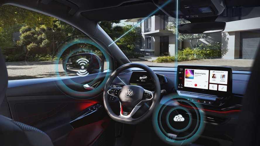 VW ID family OTA updates