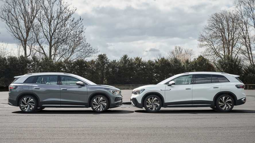 Volkswagen пообещал большой электрокроссовер ID.8