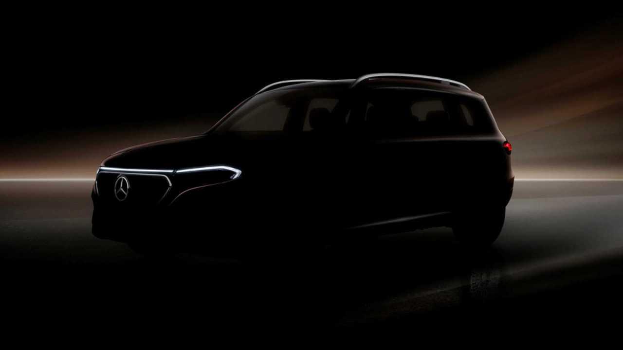 Teaserbild Mercedes EQB (2021)
