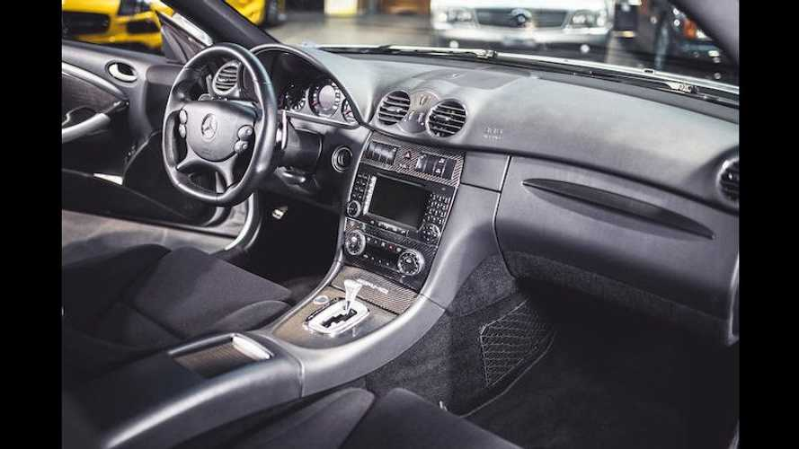 Mercedes-AMG CLK 63 Black Series x Roger Federer