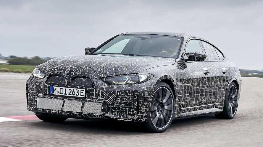 BMW i4 schon gefahren: Model-3-Gegner im Vorserien-Test