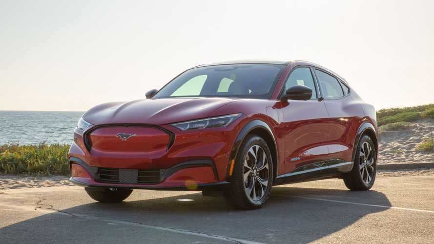 Ford Is Manufacturing More Electric Mustangs Than Gas Ones