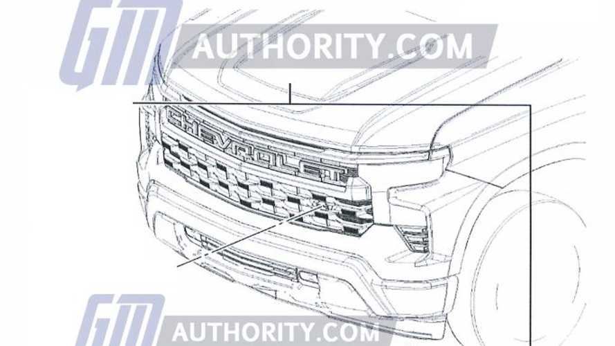 Esperada no Brasil, Chevrolet Silverado prepara mudança visual