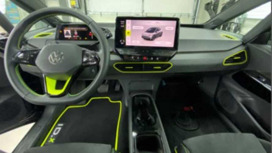 VW ID.X Concept, Hot Hatch Listrik
