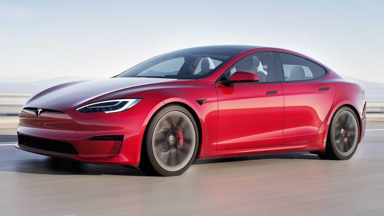 2021 Tesla Model S Lead