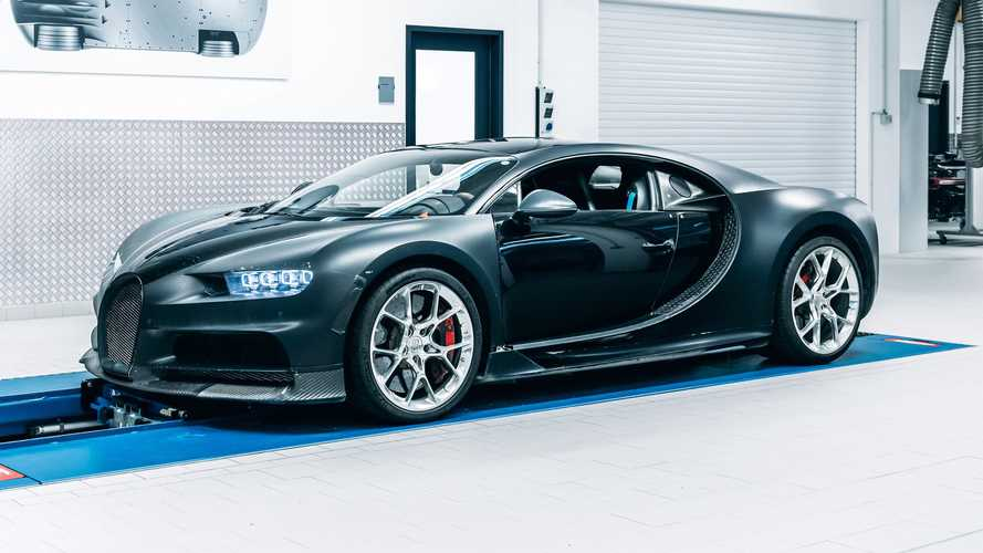 Bugatti Chiron 4-005 prototype retired after eight years of service