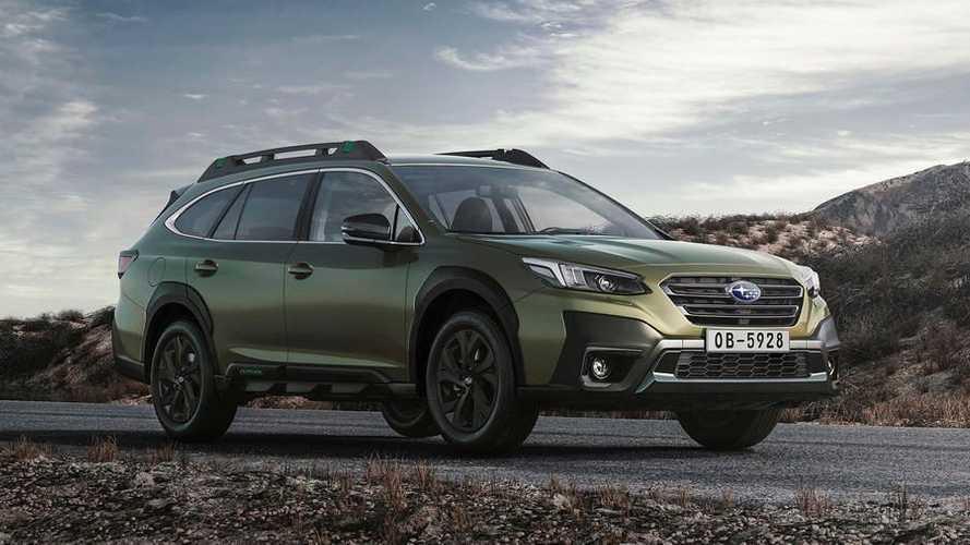 La nouvelle génération du Subaru Outback arrivera bien en Europe