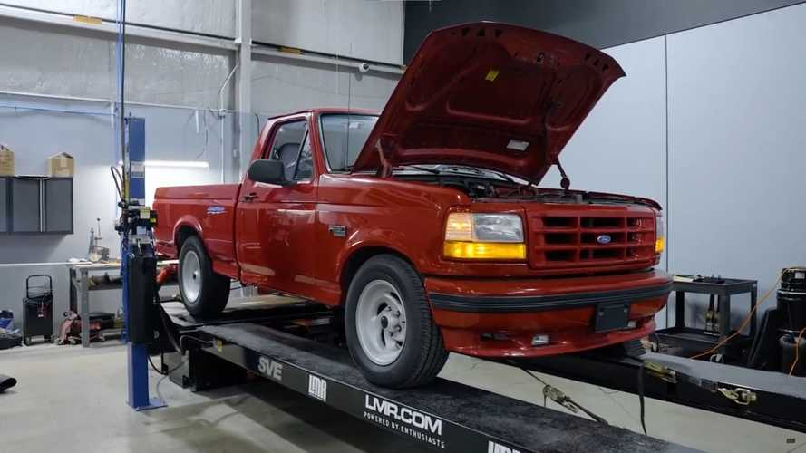 151,000-Mile 1995 Ford F-150 Lightning Struts Its Stuff In Dyno Run