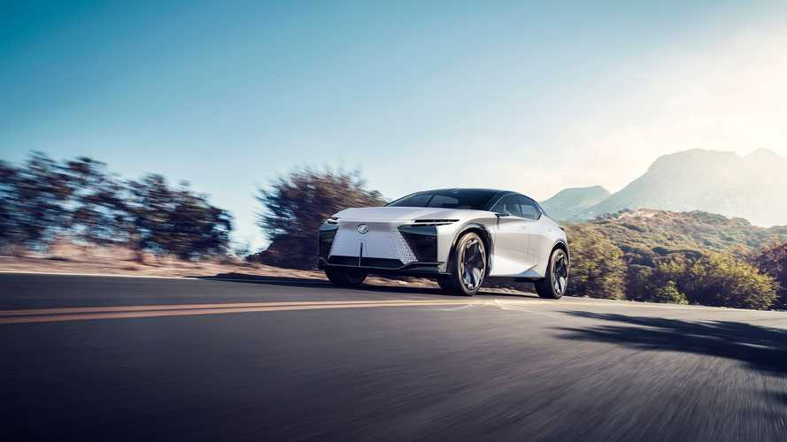 Lexus LF-Z Electrified concept 2021