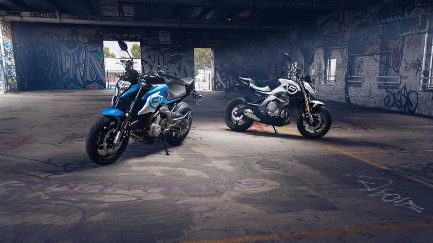 CFMoto Unveils Brand New 650 NK SP