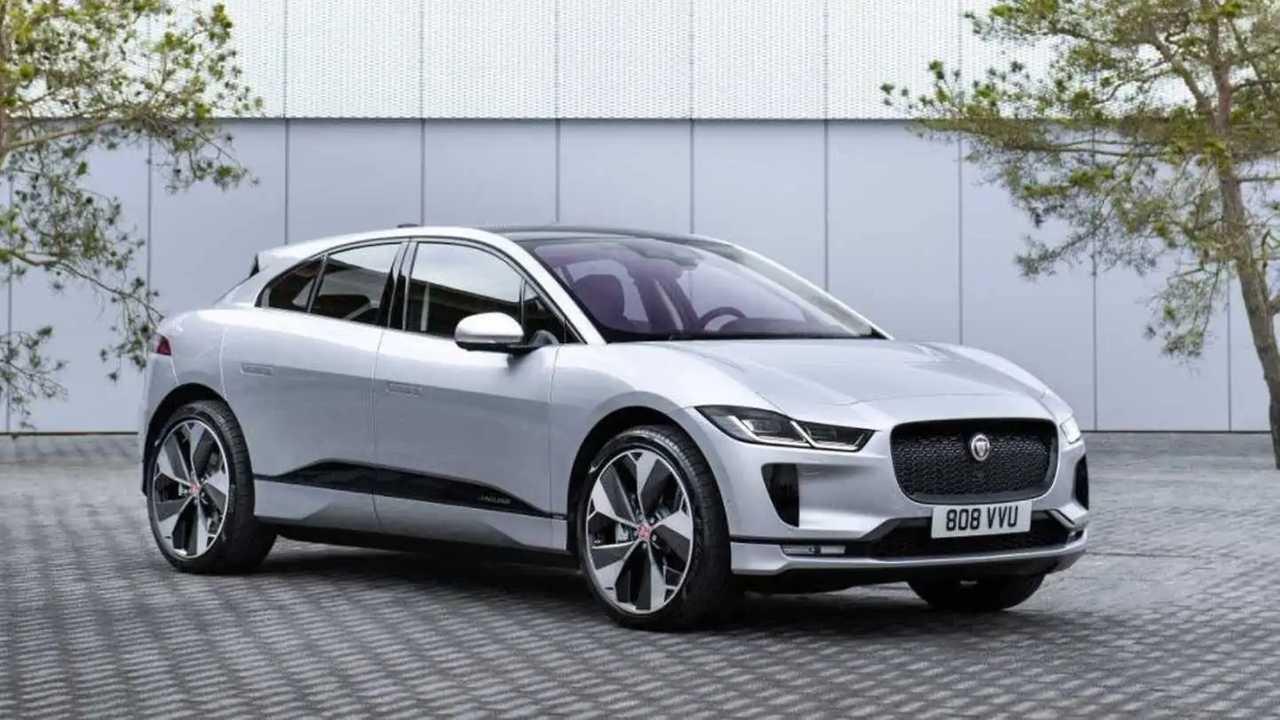 12. Jaguar I-Pace