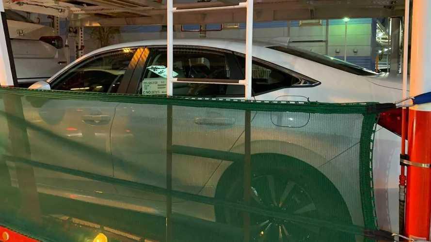 2021 Honda Civic Yeni Casus Fotoğraflar