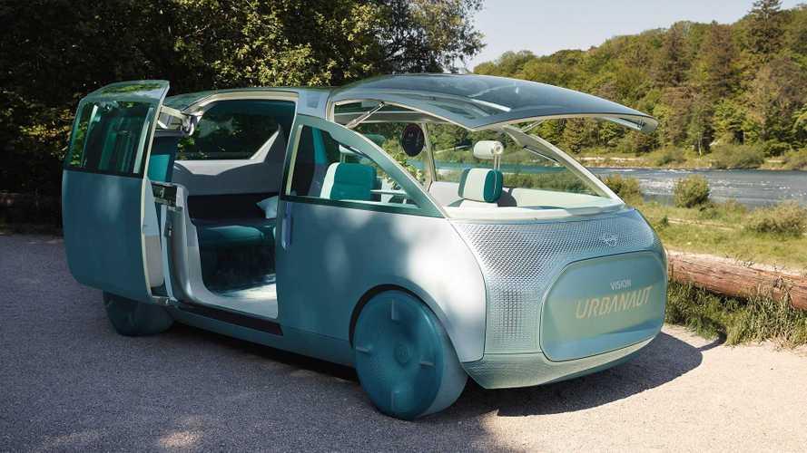 Mini Urbanaut Vision продемонстрировали в «металле»