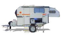 Der Kimberley Kampers Offroad Camper ist ein echter Transformer