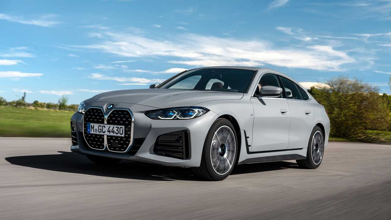 2022 BMW 430i Gran Coupe Exterior