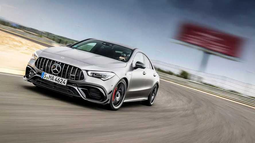 Mercedes-Benz Kenalkan CLA 45 S 4MATIC+ Coupé