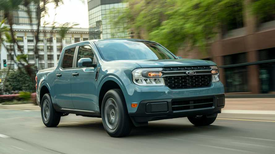 Picape Ford Maverick é revelada com versão híbrida; veja detalhes