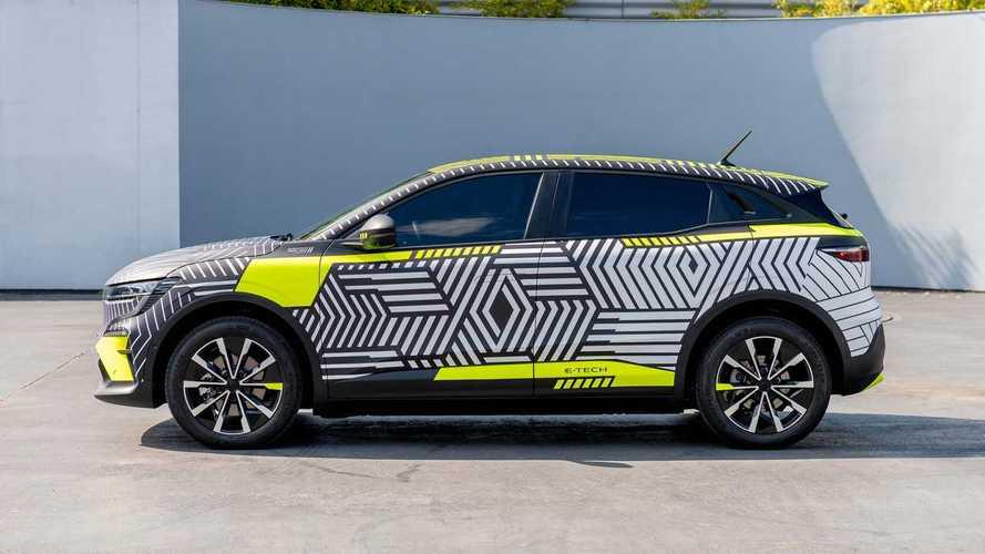 Renault Mégane elétrico já tem data oficial de estreia; confira