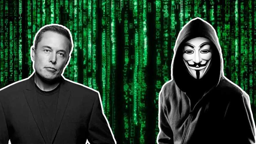 Cosa sta succedendo tra Elon Musk e Anonymous