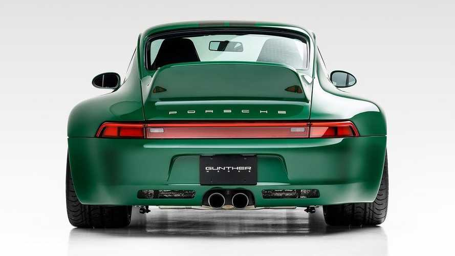 Gunther Werks Irish Green Commission Porsche 911
