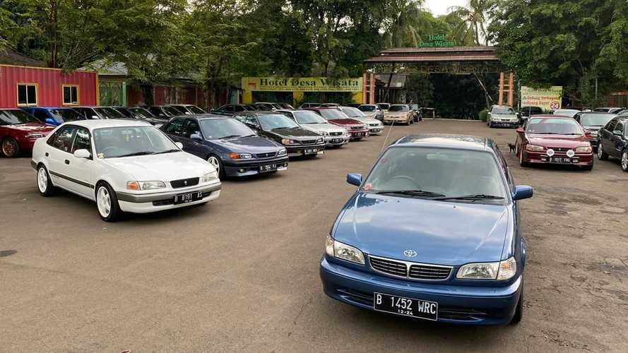 JANC Senayan, Tempat Keluarga Besar Pemilik All New Corolla Berkumpul