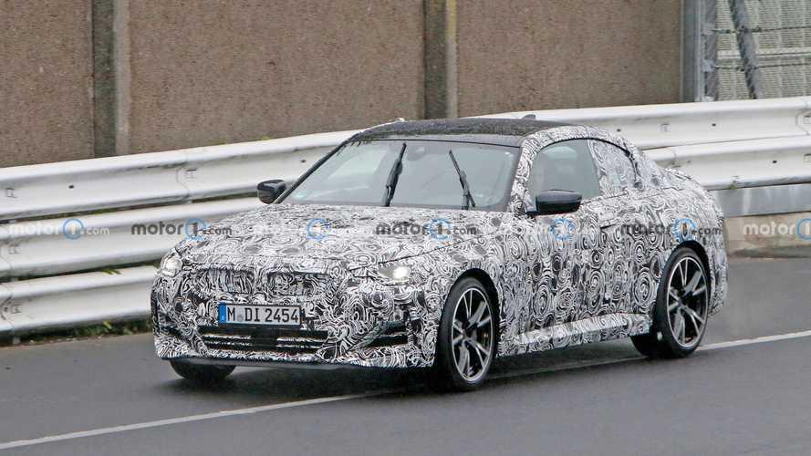 BMW 2 Series New Spy Photos